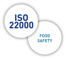 ISO 22000 - Food Safety
