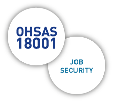 OHSAS 18001 - Job Security